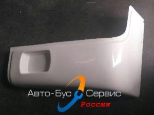 Бампер Богдан А-092 передний левый..