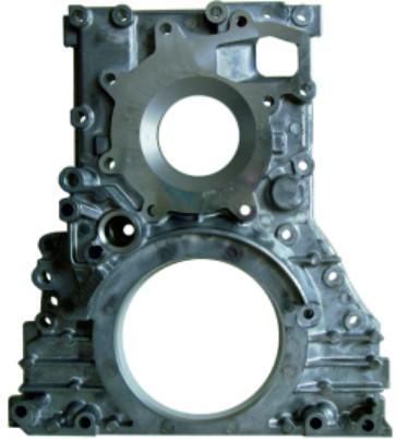 Крышка двигателя передняя Isuzu NQR71, Богдан А-092, 4HG1/4HG1-T, 8972594160, 8972126770, (KYH)
