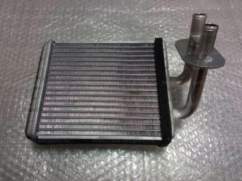 Радиатор отопителя кабины Isuzu NQR71,NQR75, Богдан А-092 (алюминий паянный)AV