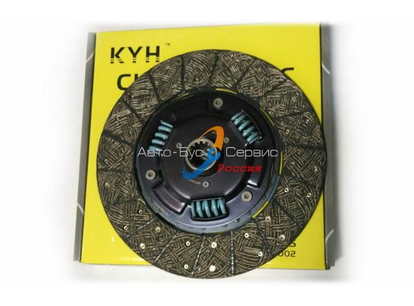 Диск сцепления Е3 Isuzu NQR75, Богдан А-092, 8973677950, (KYH)