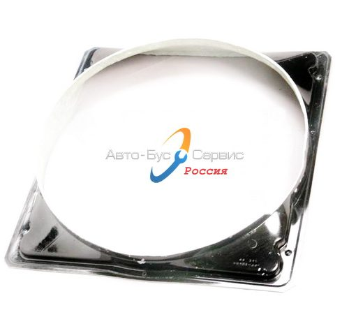 Диффузор радиатора Isuzu NQR 71, Богдан A-092, 4HG1, 8970660160, (KYH)