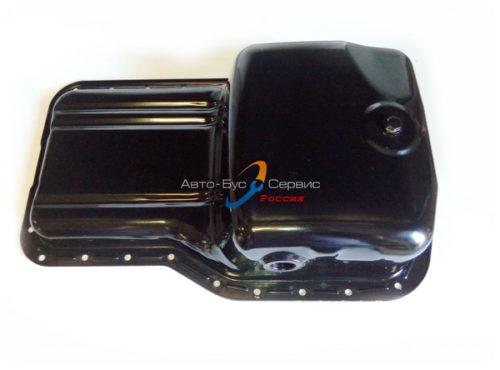 Картер масляный двигателя (поддон) Isuzu NQR75, Богдан А-092 4НК1/4НЕ1, 8973852431, (KYH)