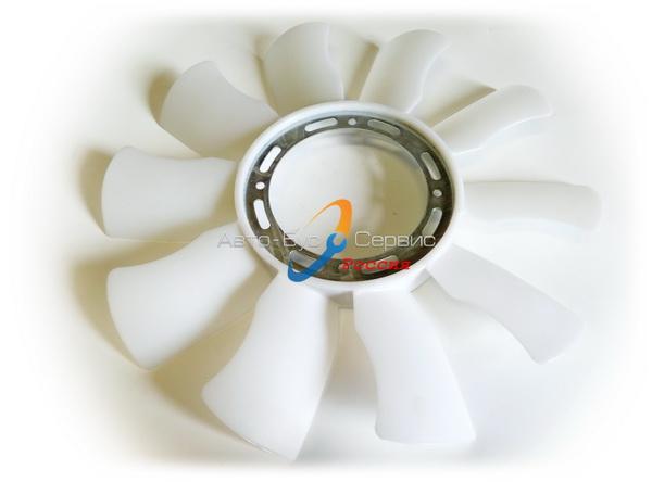 Крыльчатка вентилятора Isuzu NQR71, Богдан А-092, 4HG1-T, 8971408541, (10 лопастей) (KYH)