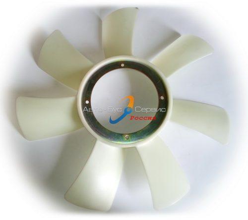 Крыльчатка вентилятора Isuzu NQR75, Богдан А-092, 4HK1, 8973293941, (7 лопастей) (KYH)