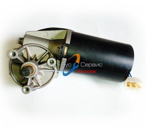 Мотор стеклоочистителя Богдан A-092, (E3), МРМ57-24, (Россия)