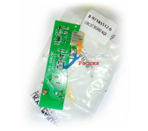 Стабилизатор напряжения спидометра NQR71/75, Богдан A-092 (плата) (8971855120)