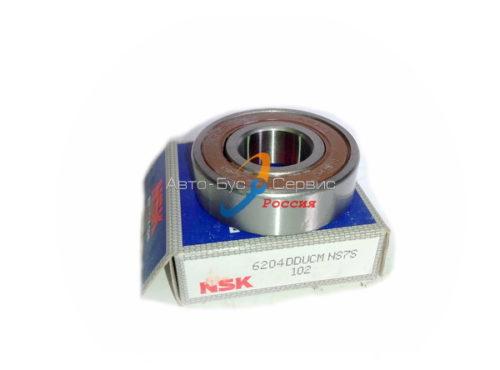 Подшипник компрессора Богдан /80204/6204/ (NSK)