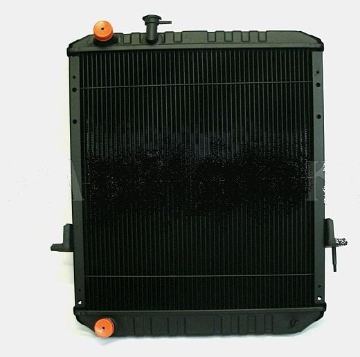Радиатор охлаждения ДВС Isuzu NQR71, Богдан A-092, 4HG1-T (2х р) (KYH)(8973710110)