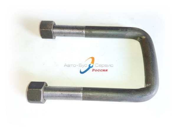 Стремянка передняя с гайками Isuzu NQR71/75, Богдан (8941196715)