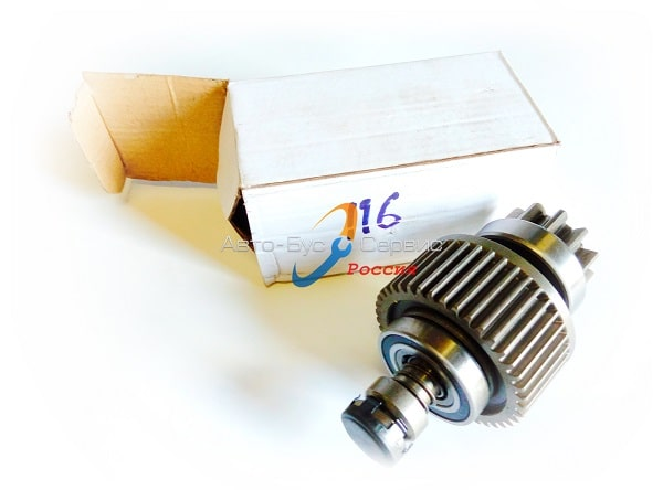 Бендикс стартера (муфта) Isuzu NQR71/75, Богдан A-092, L116, 8970256710, (KYH)