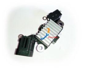 Реле зарядки генератора Isuzu NQR71/75, NPR, Богдан A-092 (квадр. фишка)(ARE2033)8971112640