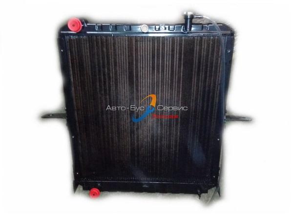 Радиатор охлаждения ДВС Isuzu NPR75,Богдан A-092, A-093, (Е3) 4HK1 (8973772380/81)