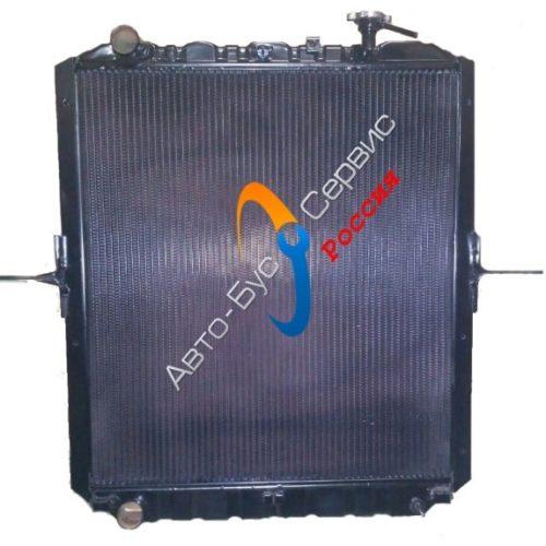 Радиатор системы охлаждения Isuzu NPR75, NQR90, Богдан А-092