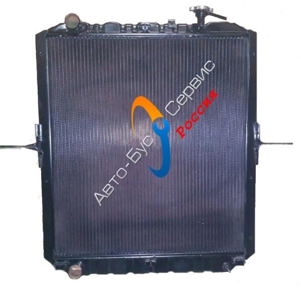 Радиатор системы охлаждения Isuzu NPR75, Богдан А-092 (Е3) 4HK1 (3ряд), 8973772380, 8980466630, (KYH)