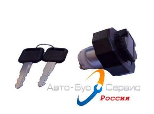 Крышка топливного бака (с ключом) Isuzu NQR71, NKR55, Богдан А-092, 8970956862, (KYH)