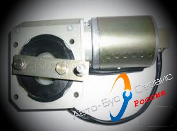 Мотор стеклоочистителя с редуктором Богдан A-092, (E2), МРС24С1, (Арко)
