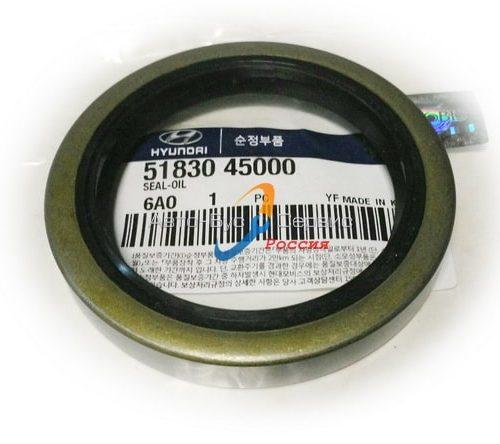 Сальник ступицы передний Hyundai County/HD65 (68х90х12), 51830-45000