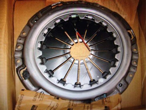 Корзина сцепления E3 Isuzu NQR75, Богдан А-092, 8973517940, 8970388312, (Isuzu/DK)