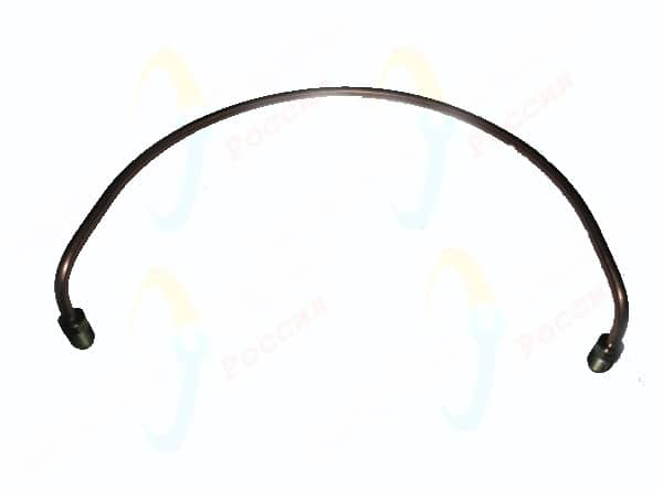 Трубка тормозная (опорн.диска)(41см) задняя IsuzuNQR71/75, Богдан А092, 8970798470, KYH