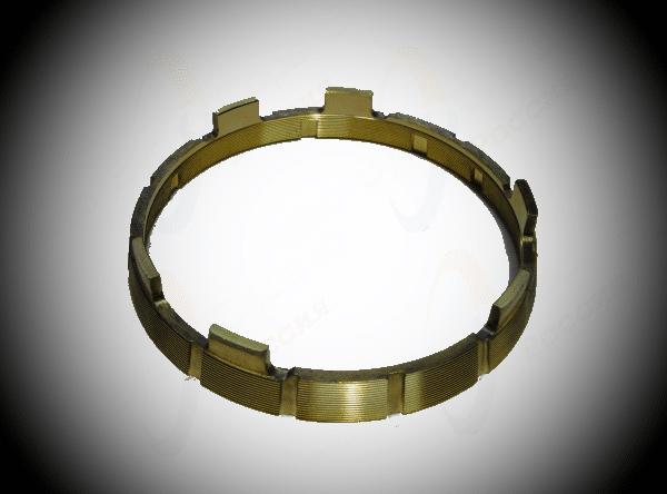 Кольцо синхронизатора Isuzu NQR71/75, NPR, Богдан A-092, 2-3 передачи, (бронза, корончатое), 8972413121, KYH