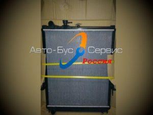 Радиатор системы охлаждения Isuzu NQR75, 8973772381, 8973772380, KYH
