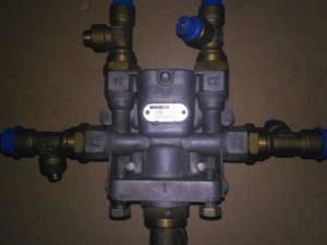 Клапан защитный 4-х контурный Wabco, 9347141230