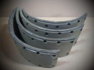 Накладки тормозные Isuzu NQR7175, NPR75,Богдан A-092 4шт11 мм, BS-0803, KYH-2