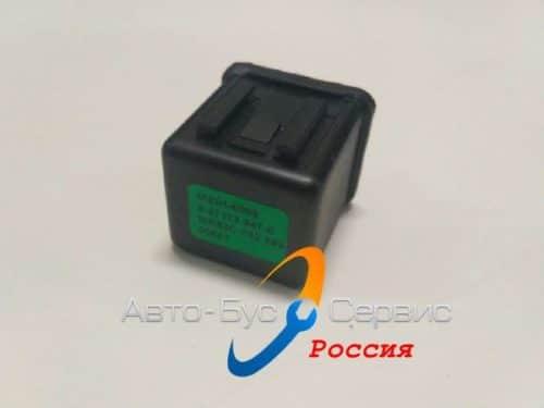Реле свечей накаластартера (зеленое) NQR7175, Богдан А-092, 8971739470