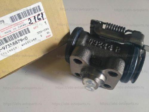Цилиндр тормозной задний правый без прокачки Isuzu NQR7175, NPR75, Богдан А-092, производитель (ISUZU) 8973588790