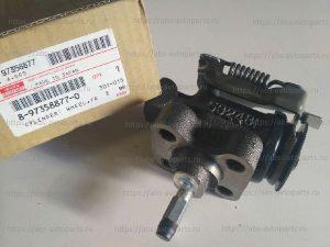Цилиндр тормозной передний правый с прокачкой Isuzu NQR7175, NPR75, Богдан А-092, производитель (ISUZU) 8973588770