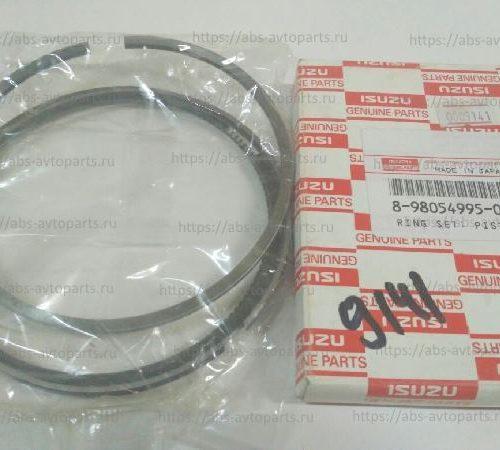 Кольцо поршневое isuzu NQR7175, NPR75, 4HG14HG1-T4HK1, 8980549950, ISUZU