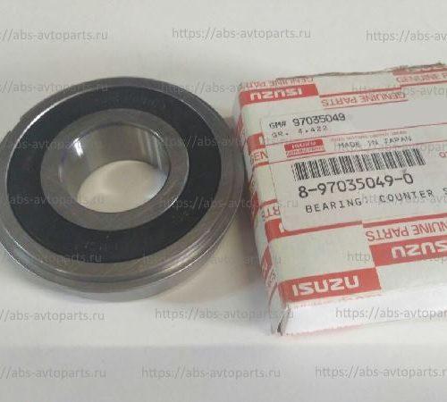 Подшипник КПП MXA5R промежуточного вала задний ISUZU Богдан ATAMAN 8970350490(1)