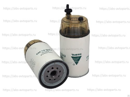 Фильтр топливный (отстойник) HYUNDAI, ISUZU NPR75 (E4)(с колбой)