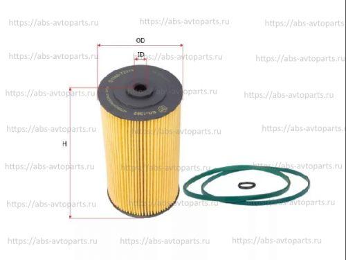 Фильтр масляный HINO (E5), S1560-72370