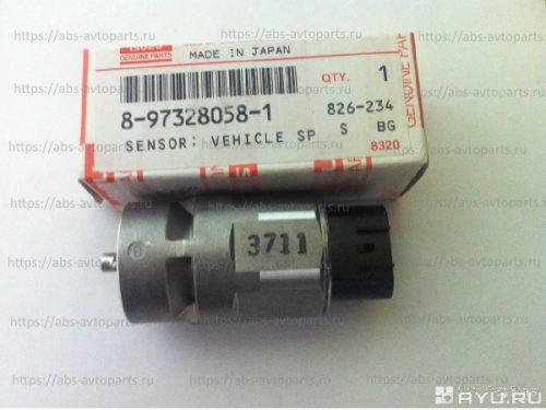 Датчик скорости (спидометра) Isuzu NQR75/90, NPR75, NLR/NMR85, CYZ/EXZ51/FSR90