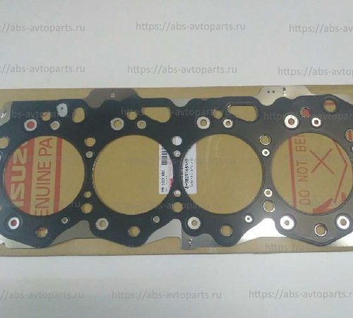 Прокладка ГБЦ Isuzu NLR85, NMR85, 4JJ1 T=1.05 (1 метка), 8982916830, ISUZU