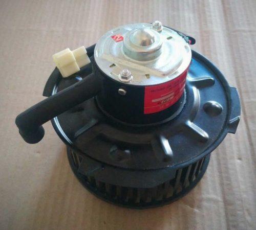 Мотор отопителя Isuzu NRR87-94, NKR, NPR86-89, 24V 110W