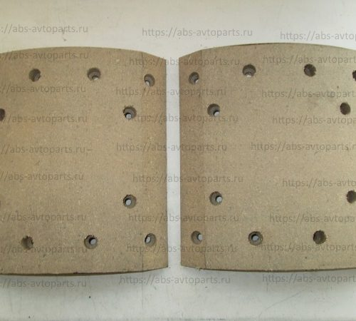 Накладки тормозные ХИНО 700, задние