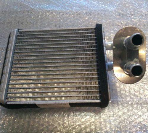 Радиатор отопителя кабины Isuzu NKR55, NPR66-81, NQR71-75 (правый руль)