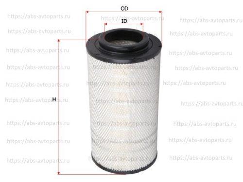Фильтр воздушный Hino 500 (Е4) S178013380