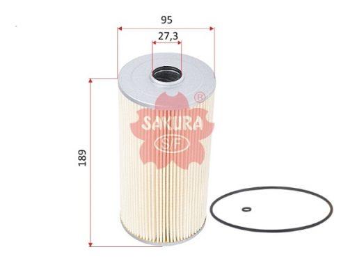 Фильтр топливный HINO 500-700 (Евро-3), SF-1307