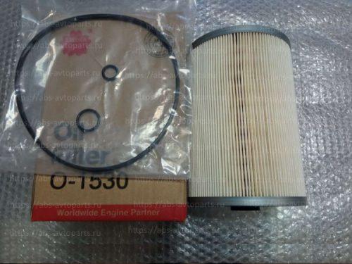 Фильтр масляный (вспомогательный) ISUZU GIGA CYZ51, CYZ52, 6WG1, 6WF1, O-1530