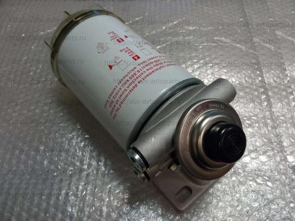 Насос топливный (ручной подкачки) с фильтром отстойником Isuzu NPR75, NQR90, NMR85
