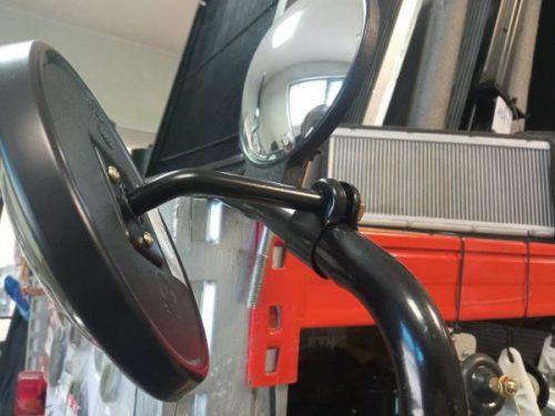 SL1765-Зеркало сферическое Исузу (с кронштейном)