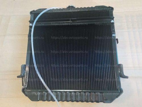 Радиатор охлаждения двигателя Isuzu NQR71, Богдан A-092, двигатель -4HG1-T (2)