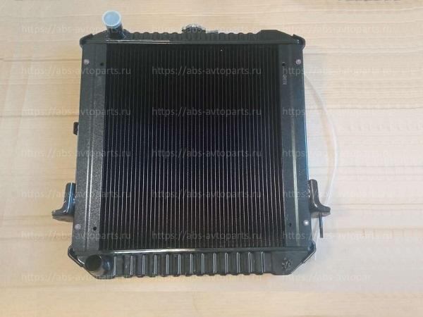 Радиатор охлаждения двигателя Isuzu NQR71, Богдан A-092, двигатель -4HG1-T