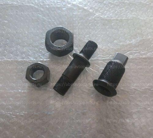 Шпилька колеса заднего ISUZU NPR66 (правая)(в сборе c футоркой и гайками) 8970170431