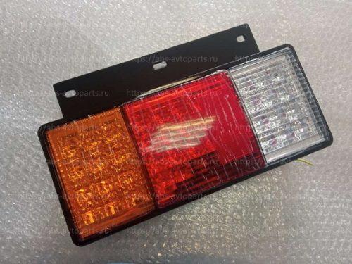 Фонарь задний ISUZU левый (стоп, поворот, задний ход) серия N-C (светодиодный)