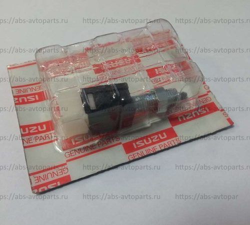 8978551870-Выключатель стоп-сигнала (датчик) ISUZU NQR71, NQR75, Богдан A-092, оригинал